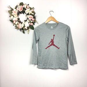 🍍5/$25 Air Jordan DRI FIT Jersey Legend Top